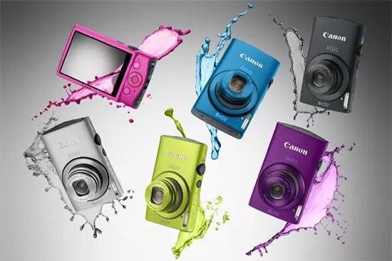 Canon IXUS 230HS με 12 MP και εγγραφή Full HD video μόνο 199 ευρώ