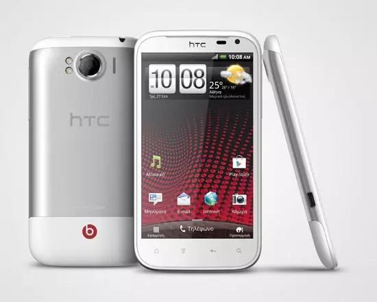 Το HTC Sensation XL επίσημα στην ελληνική αγορά