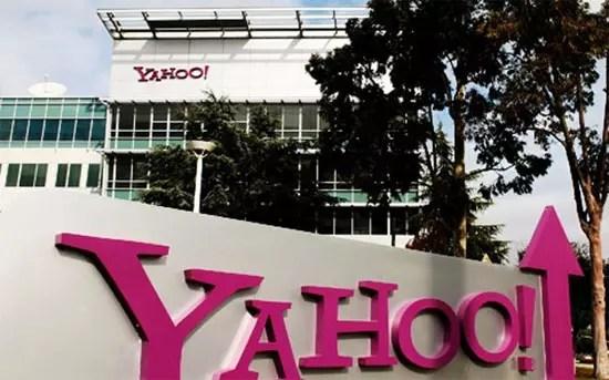 Αργή και σταθερή πτώση για το Yahoo!