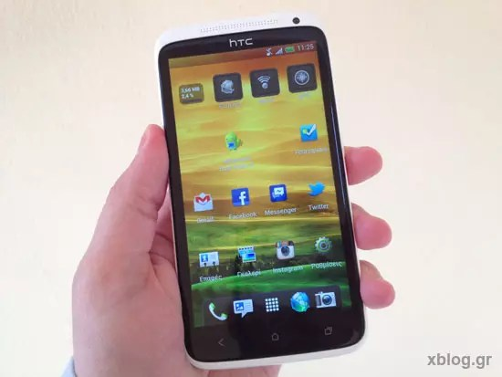 HTC One X, Hands On Video με το Superphone - Τέρας