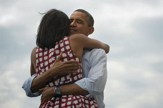 Μπαράκ Ομπάμα, η φωτο με τα περισσότερα like στο Facebook