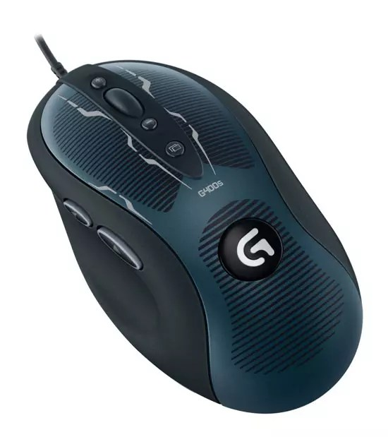 Gaming οπτικό ποντίκι Logitech G400s