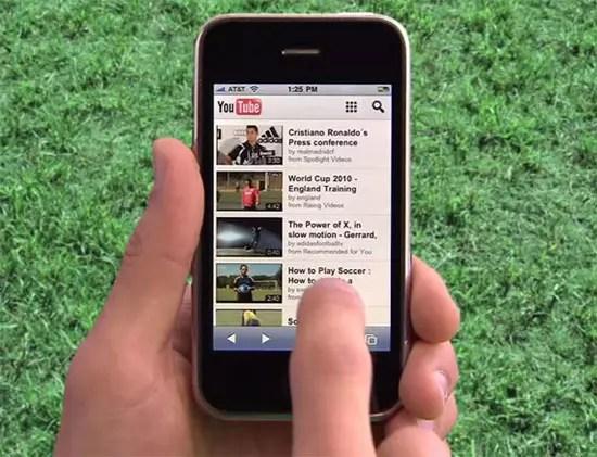 YouTube, Πρόσβαση μέσω κινητού χωρίς σύνδεση στο internet