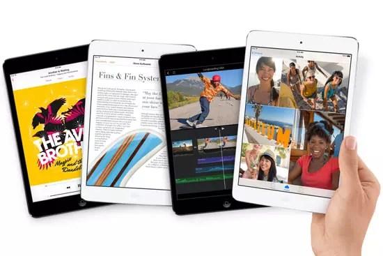 iPad mini με Retina οθόνη, Σε λίγες μέρες διαθέσιμο στην Ελλάδα