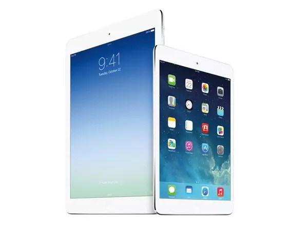 Κερδίστε iPad Air και iPad Mini Retina!