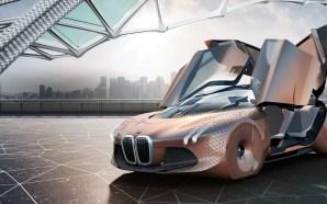 BMW Vision Vehicle: Αυτό είναι το αυτοκίνητο του μέλλοντος