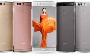 Το Huawei P9 αναδείχθηκε το smartphone της χρονιάς στην Ευρώπη
