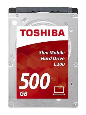 Toshiba L200 7mm FRT 500GB