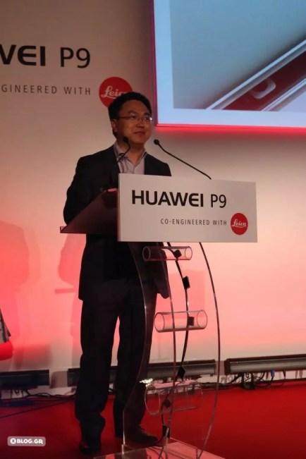 Ο CEO της Huawei Greece