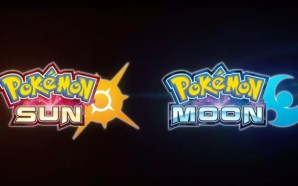 Pokemon Sun and Moon logos
