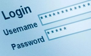 Login - Username - Password