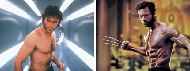 Wolverine 2000 and 2013