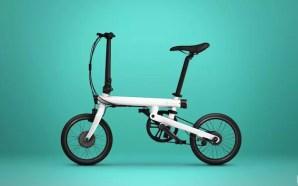 Xiaomi Mi QiCycle: Ανακοινώθηκε το «έξυπνο ποδήλατο» με κόστος €400