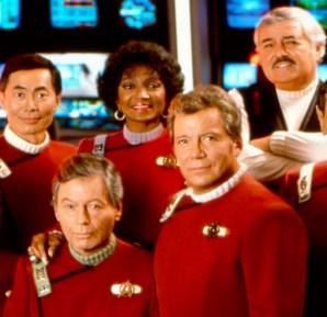 Star Trek Original Serie Crew