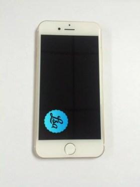 Apple iPhone 7 gold leak