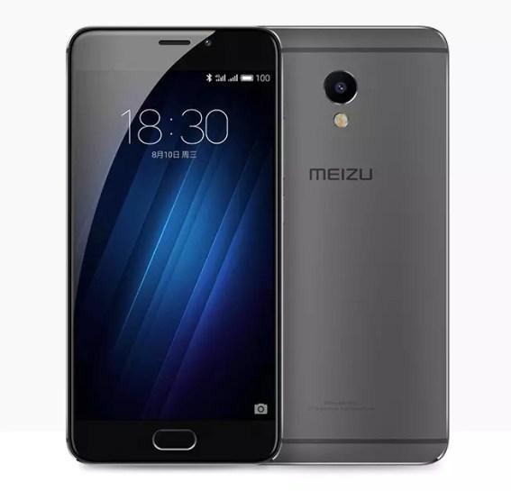 Meizu M3E black