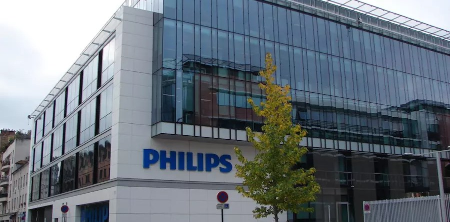 Philips French HQ