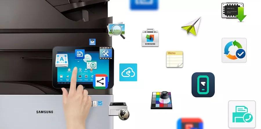Samsung Smart UX Center