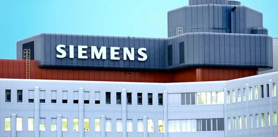Siemens AG Buildings