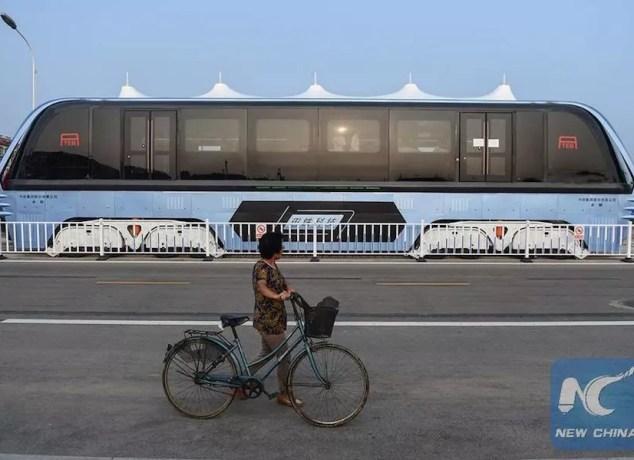 Transit Elevated Bus TEB-1 (5)