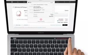 Η Apple ανακοίνωσε το MacBook Pro με Touch Bar