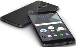 Η ναυαρχίδα BlackBerry DTEK60 έρχεται στην Ευρώπη με €600