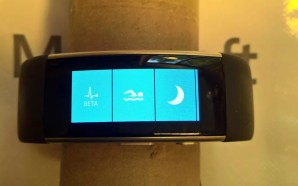 Microsoft Band 3 leak