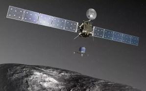 Τέλος στο Rosetta – οι τελευταίες φωτογραφίες του
