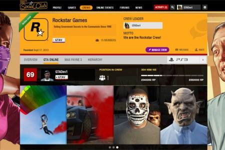 gta online rockstar social club