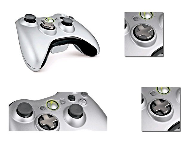 microsoft-silver-xbox-360-controller-with-transforming-d-pad