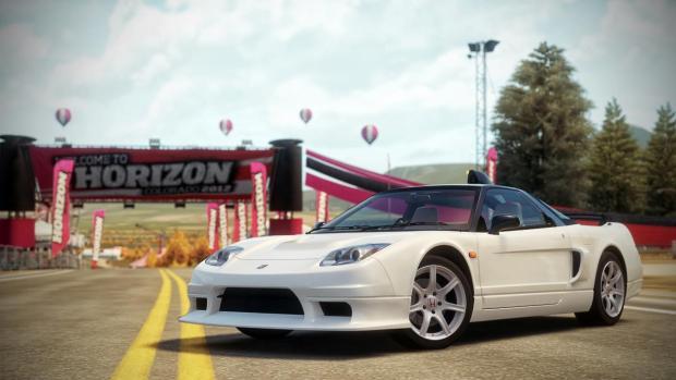Honda NSX R GT Forza Horizon