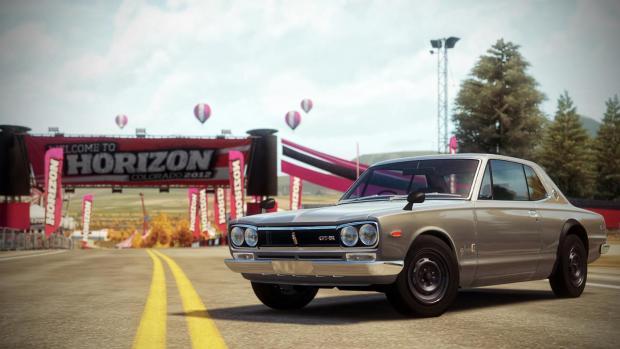 Nissan Skyline 2000 GTR Forza Horizon