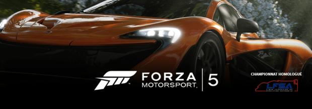 Championnat BAM Forza 5