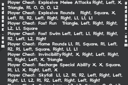gta 5 cheat code ps4 2