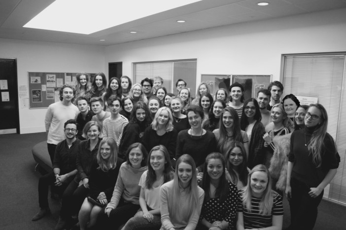 The entire XCity Team 2017. Thanks for reading!