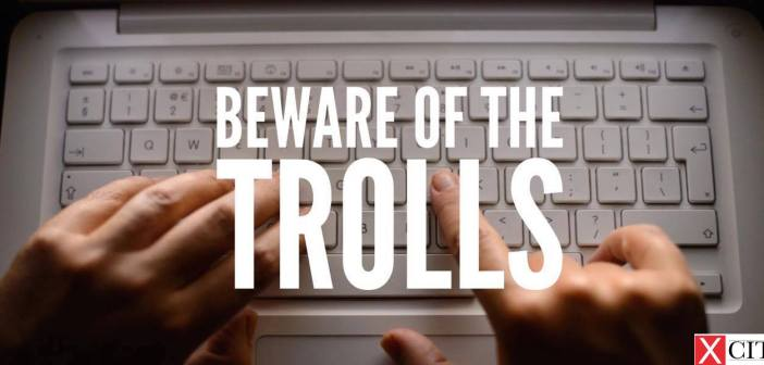 Beware of the trolls: Are internet bullies stopping us from writing?