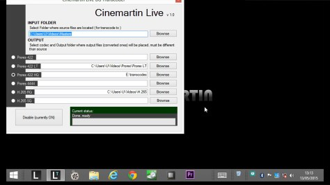 encoder-options-1024x576 The Cinemartin NEXT part 2.
