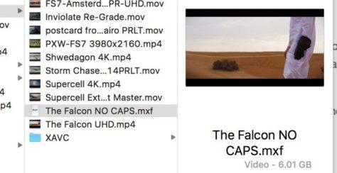 mxf-playback-e1479727374478 Latest Apple Pro Video Formats Update Adds MXF Playback.