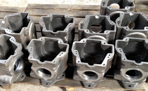 parts made of cast iron