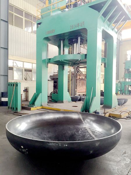 Pressure Vessel and Tank Heads hot formed cold formed & welded xdlmachinery.com