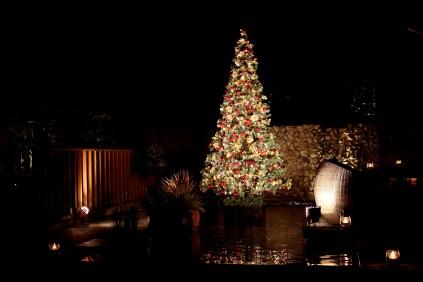 2015年のクリスマスツリー