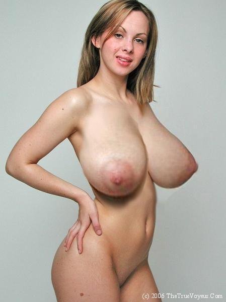 gigantic tit growth