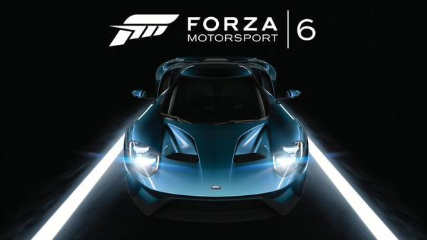Δωρεάν το Forza Motorsport 6 για το Σαββατοκύριακο