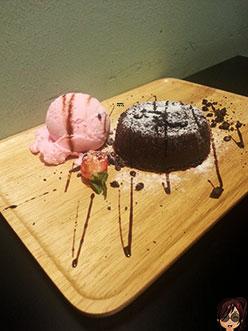 lava cake