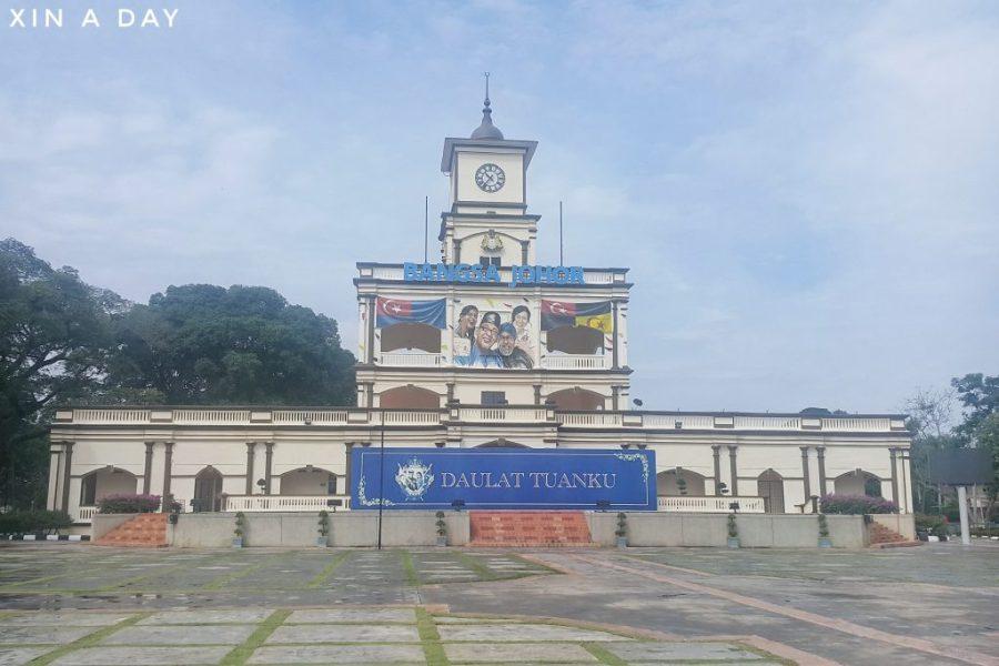 黄金丹绒 Tanjung Emas Muar