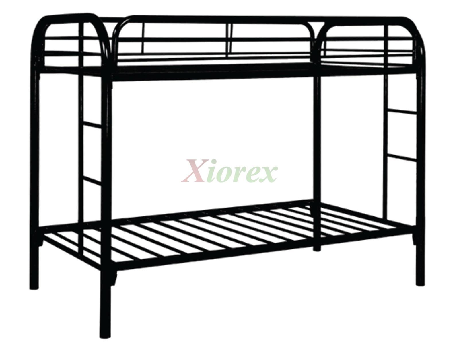 Genial Leo Twin Metal Bunk Beds Canada Xiorex Metal Bunk Beds Rooms To Go Metal Bunk Beds Ikea houzz 01 Metal Bunk Beds