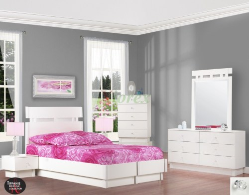 Medium Of White Platform Bed