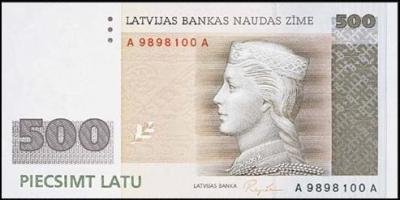 500 Ls
