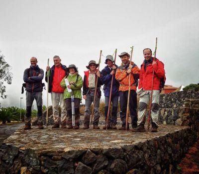 El equipo humano de La Cañada de La Laguna