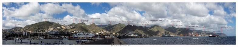 ATALARIFE - Panorámica cumbres Anaga